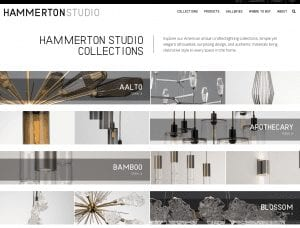 Hammerton Studio Collections Page