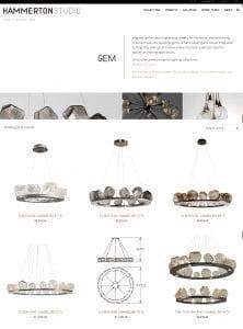 hammerton studio website
