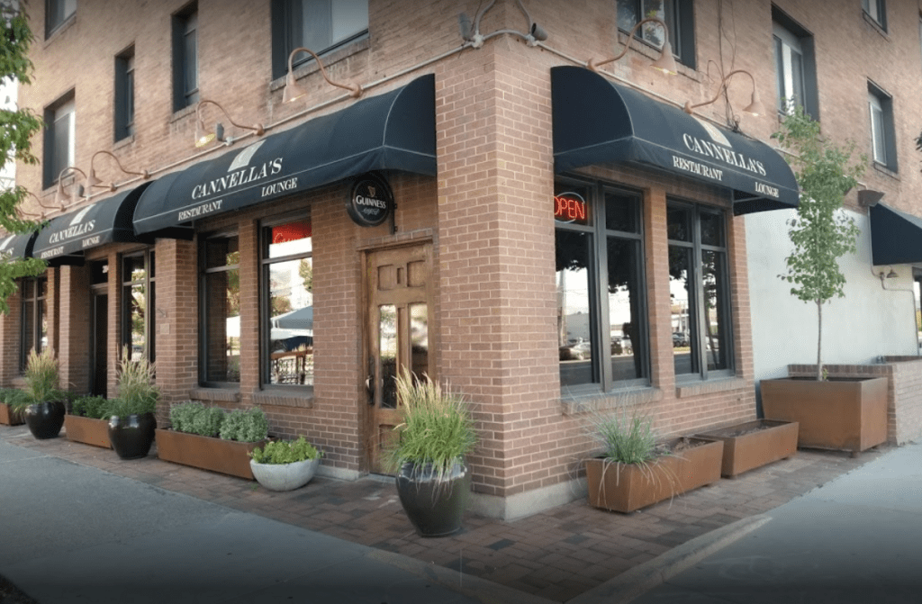 Cannellas Restaurant closing