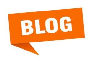 blog speech rectangle bubble