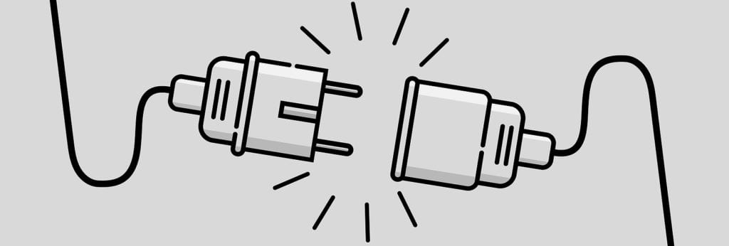 electric plug art representing WordPress plugins